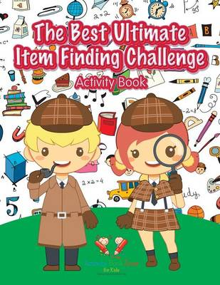 The Best Ultimate Item Finding Challenge Activity Book (Paperback)