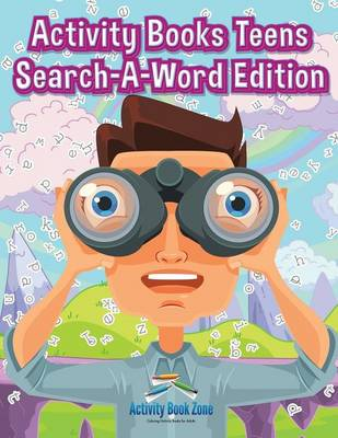 Activity Books Teens Search-A-Word Edition (Paperback)