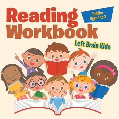 Reading Workbook Toddler - Ages 1 to 3 (Paperback)