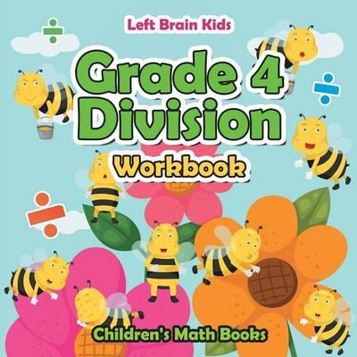 Grade 4 Division Workbook Children's Math Books (Paperback)