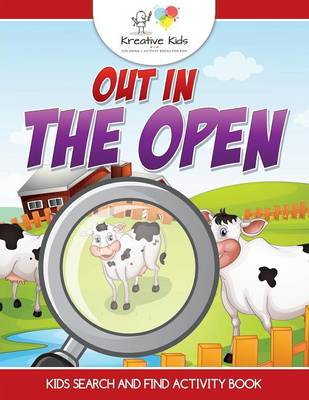 Out in the Open: Kids Search and Find Activity Book (Paperback)