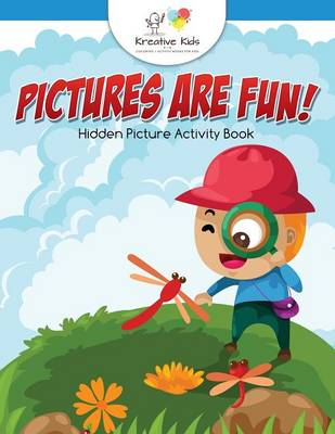 Pictures Are Fun! Hidden Picture Activity Book (Paperback)