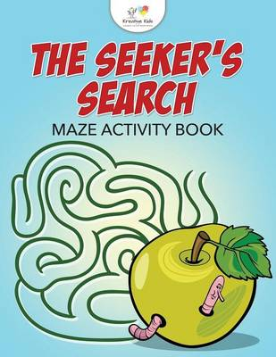 The Seeker's Search: Maze Activity Book (Paperback)