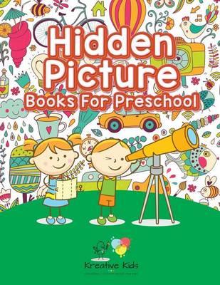 Hidden Picture Books for Preschool (Paperback)