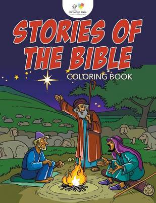 Stories of the Bible Coloring Book (Paperback)