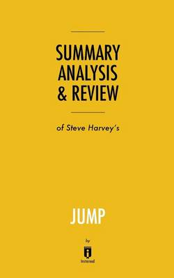 Summary, Analysis & Review of Steve Harvey's Jump by Instaread (Paperback)