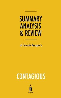 Summary, Analysis & Review of Jonah Berger's Contagious by Instaread (Paperback)