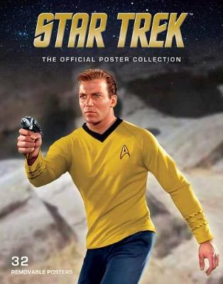 Star Trek: The Official Poster Collection (Paperback)