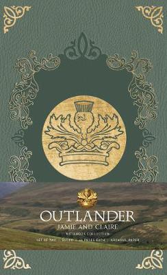 Outlander: Journal Collection (Set Of 2)