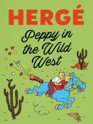 Peppy In The Wild West (Hardback)