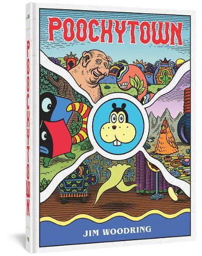 Poochytown (Hardback)
