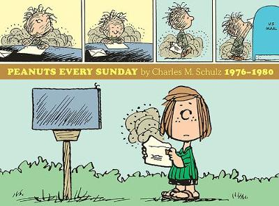 Peanuts Every Sunday 1976-1980 - Peanuts Every Sunday (Hardback)