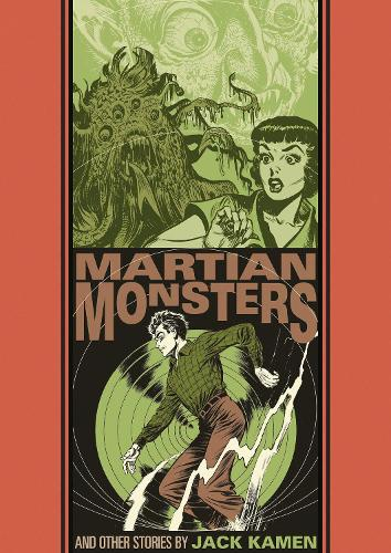 The Martian Monster And Other Stories (Hardback)