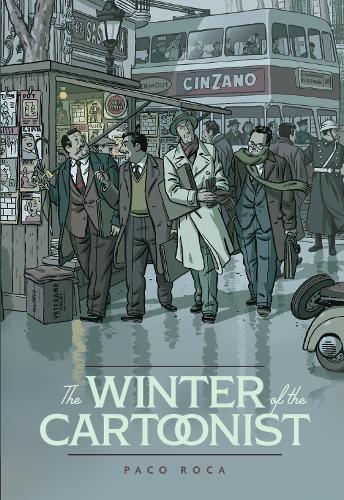 The Winter Of The Cartoonist (Paperback)