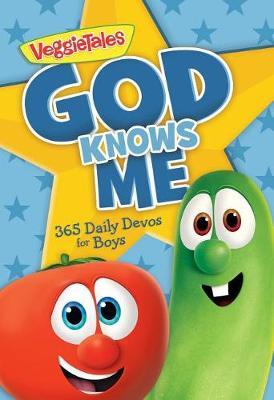God Knows Me: 365 Daily Devos for Boys (Paperback)