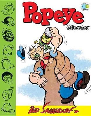 Popeye Classics, Vol. 11 The Giant And More (Hardback)