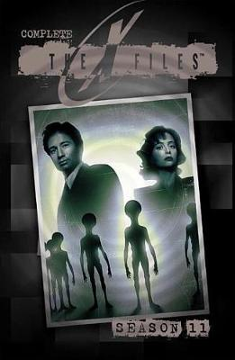 The X-Files Complete Season 11 (Paperback)