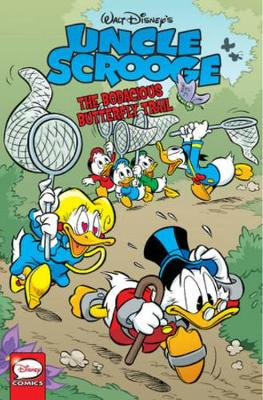 Uncle Scrooge: The Bodacious Butterfly Trail - Uncle Scrooge (Paperback)