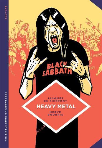 The Little Book Of Knowledge Heavy Metal (Hardback)