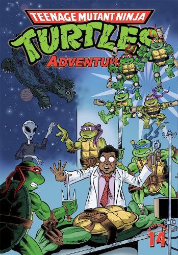 Teenage Mutant Ninja Turtles Adventures, Vol. 14 (Paperback)