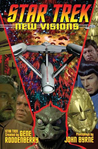 Star Trek New Visions Volume 5 (Paperback)