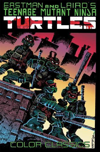 Teenage Mutant Ninja Turtles Color Classics, Vol. 1 (Paperback)