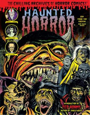 Haunted Horror Cry From The Coffin (Hardback)