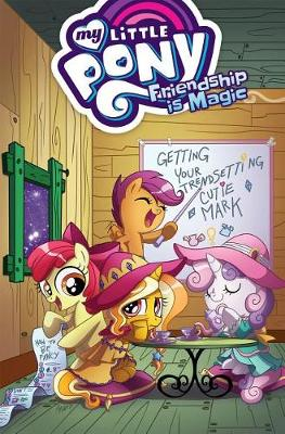 My Little Pony Friendship Is Magic Volume 14 (Paperback)