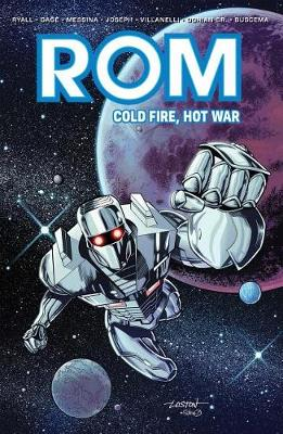 Rom Cold Fire, Hot War (Paperback)