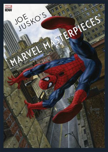 Joe Jusko's Marvel Masterpieces (Hardback)