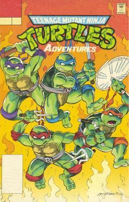 Teenage Mutant Ninja Turtles Adventures Volume 16 (Paperback)