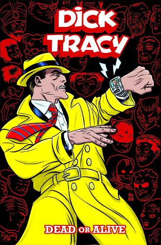 Dick Tracy: Dead or Alive (Paperback)
