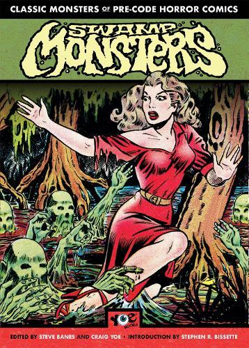 Swamp Monsters (Hardback)