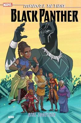 Marvel Action Black Panther Rise Together (Book Two) (Paperback)
