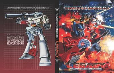 Transformers Legacy: The Art of Transformers Packaging (Paperback)
