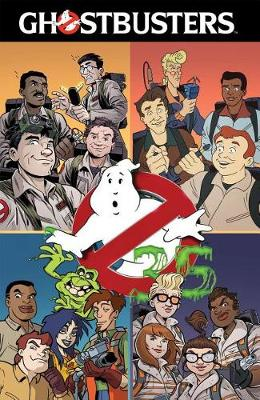 Ghostbusters 35th Anniversary Collection (Paperback)