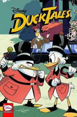 DuckTales: Imposters and Interns (Paperback)