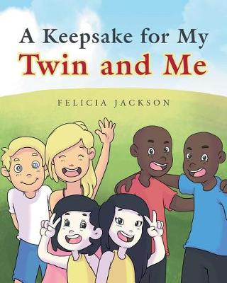 A Keepsake for My Twin and Me (Paperback)