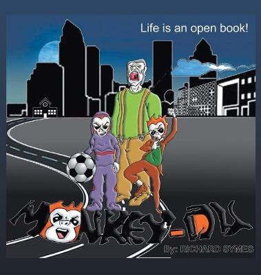 Monkey Du - Life Is an Open Book (Hardback)