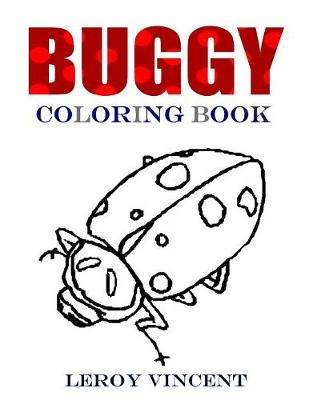 Buggy Coloring Book (Paperback)