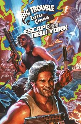 Big Trouble in Little China/Escape From New York (Paperback)