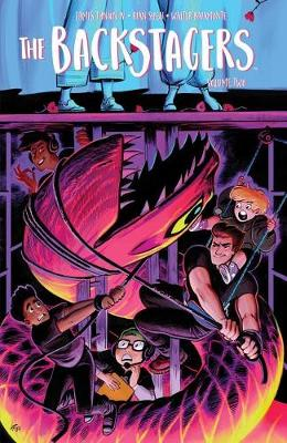 The Backstagers Vol. 2 (Paperback)