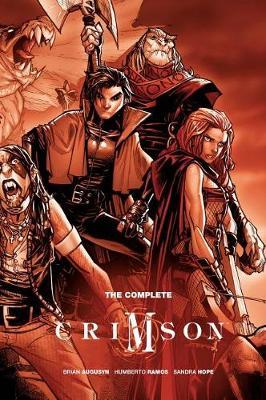 The Complete Crimson (Hardback)