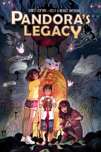 Pandora's Legacy (Paperback)