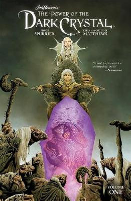Jim Henson's The Power of the Dark Crystal Vol. 1 - The Dark Crystal (Paperback)