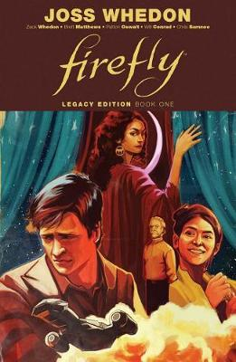 Firefly: Legacy Edition Book One (Paperback)