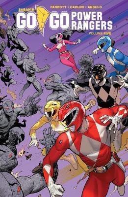 Saban's Go Go Power Rangers Vol. 5 - Saban's Go Go Power Rangers 5 (Paperback)