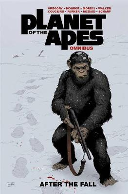 Planet of the Apes: After the Fall Omnibus - Planet of the Apes (Paperback)