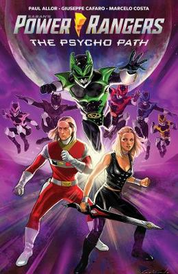 Saban's Power Rangers Original Graphic Novel: The Psycho Path - Mighty Morphin Power Rangers (Paperback)