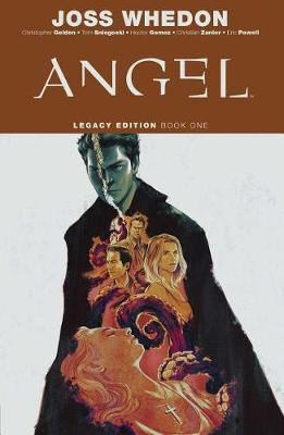 Angel Legacy Edition Book One - Angel (Paperback)